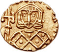 Ancients:Byzantine, Ancients: Michael I Rhangabe (AD 811-813), with Theophylactus. AVsolidus (19mm, 3.81 gm, 6h)....