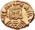 Ancients:Byzantine, Ancients: Michael II the Amorian (AD 820-829), with Theophilus. AVsolidus (15mm, 3.83 gm, 6h)....
