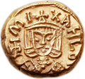Ancients:Byzantine, Ancients: Michael II the Amorian (AD 820-829), with Theophilus. AVsolidus (14mm, 3.80 gm, 6h). ...