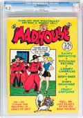 Magazines:Humor, Madhouse #nn Vancouver pedigree (Milrose Publishing Co., 1945) CGCNM- 9.2 White pages....