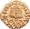 Ancients:Byzantine, Ancients: Theophilus (AD 829-842). AV solidus (17mm, 3.80 gm,6h). ...