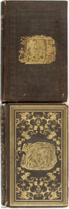 Books:Literature Pre-1900, Harriet Beecher Stowe. Uncle Tom's Cabin; or, Life among theLowly, Vols. I & II. Boston: John P. Jewett & Compa...(Total: 2 Items)