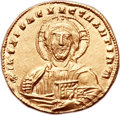 Ancients:Byzantine, Ancients: John I Tzimisces (AD 969-976). AV tetarteron nomisma(20mm, 3.95 gm, 6h). ...