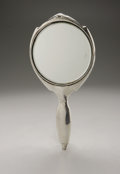 Silver Holloware, American:Mirrors and Vanity-related , An American Silver Hand Mirror. Eastwood-Park Co., Newark, NJ,Early Twentieth Century. Hallmark to the front with S...
