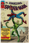 Silver Age (1956-1969):Superhero, The Amazing Spider-Man #20 (Marvel, 1965) Condition: VG....