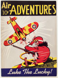 Golden Age (1938-1955):War, Air Adventures V1#1 (Gordon Publishing Co., c. 1944) Condition: FN/VF....