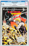 Modern Age (1980-Present):Superhero, Caliber Presents #1 Don/Maggie Thompson Collection pedigree(Caliber Press, 1989) CGC NM+ 9.6 White pages....