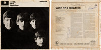 With the Beatles Signed LP Obtained by a British Newspaper Reporter on October 31, 1964 (Parlophone PMC
