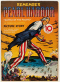 Golden Age (1938-1955):War, Remember Pearl Harbor #nn (Street & Smith, 1942) Condition:VG-....
