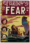 Golden Age (1938-1955):Horror, Haunt of Fear #28 (EC, 1954) Condition: FN/VF....