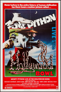"""Monty Python Live at the Hollywood Bowl (Columbia, 1982). One Sheet (27"""" X 41""""). Comedy"""
