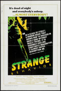 "Movie Posters:Horror, Strange Behavior & Other Lot (World Northal, 1981). One Sheets(2) (27"" X 41""). Horror.. ... (Total: 2 Items)"