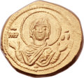 Ancients:Byzantine, Ancients: Constantine X Ducas (1059-1067). AV tetarteron nomisma(19mm, 3.99 gm, 6h)....