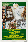 "Movie Posters:War, Force 10 from Navarone (American International, 1978). One Sheet(27"" X 41"") & Lobby Card Set of 8 (11"" X 14""). War.. ...(Total: 9 Items)"