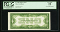 Error Notes:Inverted Reverses, Fr. 1606 $1 1934 Inverted Reverse Silver Certificate. PCGS VeryFine 25.. ...