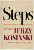 Books:Literature 1900-up, Jerzy Kosinski. Steps. New York: Random House, 1968. Firstedition. Publisher's binding and original dust jacket. Of...