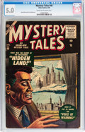 Silver Age (1956-1969):Horror, Mystery Tales #40 (Atlas, 1956) CGC VG/FN 5.0 Cream to off-whitepages....