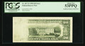Error Notes:Blank Reverse (<100%), Fr. 2077-F $20 1990 Federal Reserve Note. PCGS About New 53PPQ.....