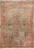 Rugs & Textiles:Carpets, A WOOL PERSIAN-STYLE CARPET, 20th Century. 24 feet x 16 feet .WEIDER HEALTH AND FITNESS COLLECTION. ...