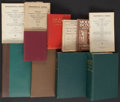 Boxing Collectibles:Memorabilia, Vintage Boxing Books Lot of 10....