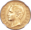 German States:Bavaria, German States: Bavaria. Otto II gold 10 Mark 1888-D MS66 NGC,...