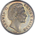 German States:Bavaria, German States: Bavaria. Ludwig II Proof Taler 1871 PR66 PCGS,...