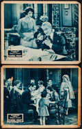 "Movie Posters:Drama, Scandal Proof (Fox, 1925). Lobby Cards (2) (11"" X 14""). Drama.. ... (Total: 2 Items)"