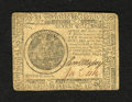 Colonial Notes:Continental Congress Issues, Continental Currency May 9, 1776 $7 Very Fine. A lovely example forthe grade which has solid signatures, clear text and cri...