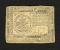 Colonial Notes:Continental Congress Issues, Continental Currency February 26, 1777 $5 Very Fine. This is a verynice example of this scarcer Baltimore issue that has go...