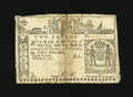 Colonial Notes:New York, New York February 16, 1771 £2 Fine....