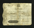 Colonial Notes:Virginia, Virginia July 17, 1775 L5 Very Fine-Extremely Fine. A lovely example of this large format note which is very choice for the ...