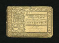 Colonial Notes:Virginia, Virginia May 6, 1776 12s/6d Extremely Fine. This note is not pricedabout VF in Friedberg. This example has a center fold, r...