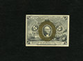 Fractional Currency:Second Issue, Fr. 1234 5c Second Issue Choice About New. The bronze oval is neatly centered and the surcharges do not resemble blobs on th...