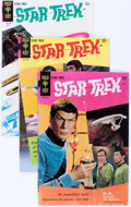 Silver Age (1956-1969):Science Fiction, Star Trek Group (Gold Key, 1967-79) Condition: Average FN-....(Total: 28 Comic Books)