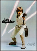 """Movie Posters:Science Fiction, Star Wars (Factors, Etc., 1977). Commercial Posters (2) (20"""" X28""""). Science Fiction.. ... (Total: 2 Items)"""