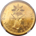 Mexico, Mexico: Republic gold 20 Pesos 1902 Cn-Q MS63 Prooflike NGC,...