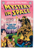 Golden Age (1938-1955):Science Fiction, Mystery in Space #6 (DC, 1952) Condition: VG+....