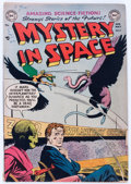 Golden Age (1938-1955):Science Fiction, Mystery in Space #7 (DC, 1952) Condition: VG+....