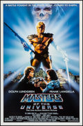 """Movie Posters:Action, Masters of the Universe (Cannon, 1987). One Sheet (27"""" X 41""""). Action.. ..."""