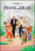 """Movie Posters:Documentary, Frank and Ollie (Buena Vista, 1995). One Sheet (27"""" X 41""""). Documentary.. ..."""