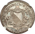 Switzerland:Zurich, Switzerland: Zurich. City1/2 Taler 1798 Zurich MS65 NGC,...