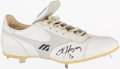 Baseball Collectibles:Others, Bo Jackson Signed Cleat....
