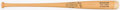 Baseball Collectibles:Bats, Ernie Banks Signed Bat....