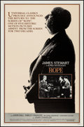 """Movie Posters:Hitchcock, Rope (Warner Brothers, R-1983). One Sheet (27"""" X 41""""). Hitchcock....."""