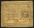 Colonial Notes:Pennsylvania, Pennsylvania October 25, 1775 2s Fine-Very Fine.. ...