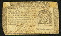 Colonial Notes:New York, New York August 13, 1776 $3 Fine.. ...