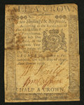 Colonial Notes:Pennsylvania, Pennsylvania April 25, 1776 2s 6d Very Good.. ...