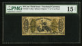 Fractional Currency:Third Issue, Fr. 1344 50¢ Third Issue Justice PMG Choice Fine 15 Net.. ...