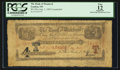 Canadian Currency: , London, ON - The Bank of Montreal $4 (20 Shillings) Aug. 1, 1856Ch. # 505-26-22-06C Counterfeit. ...