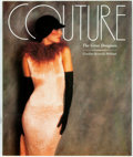 Books:Art & Architecture, Caroline Rennolds Milbank. Couture: The Great Designers. New York: Stewart, Tabori & Chang, Inc., [1985]. First edit...